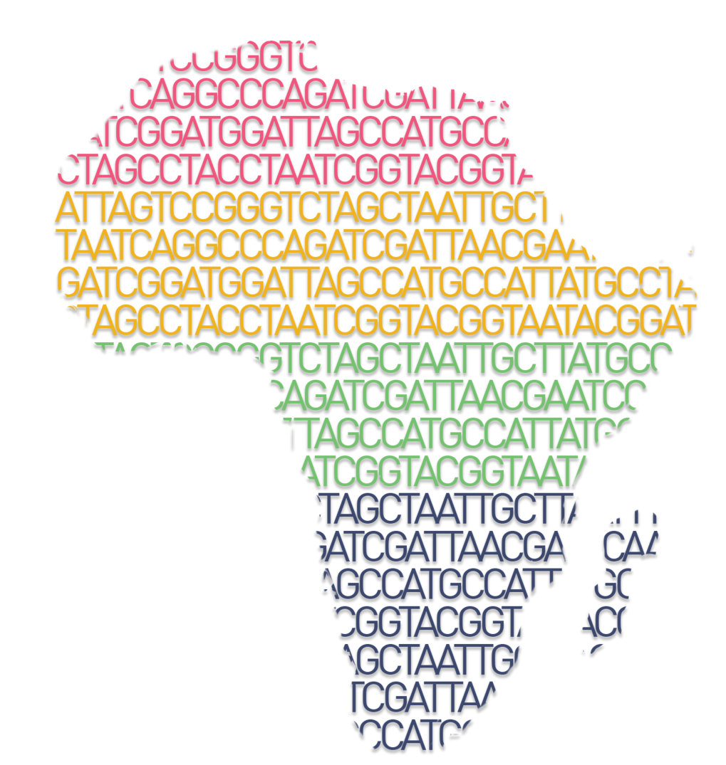 Africa is in our DNA…
