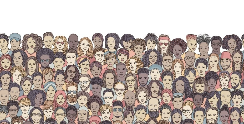 The absence of diversity in genetic datasets