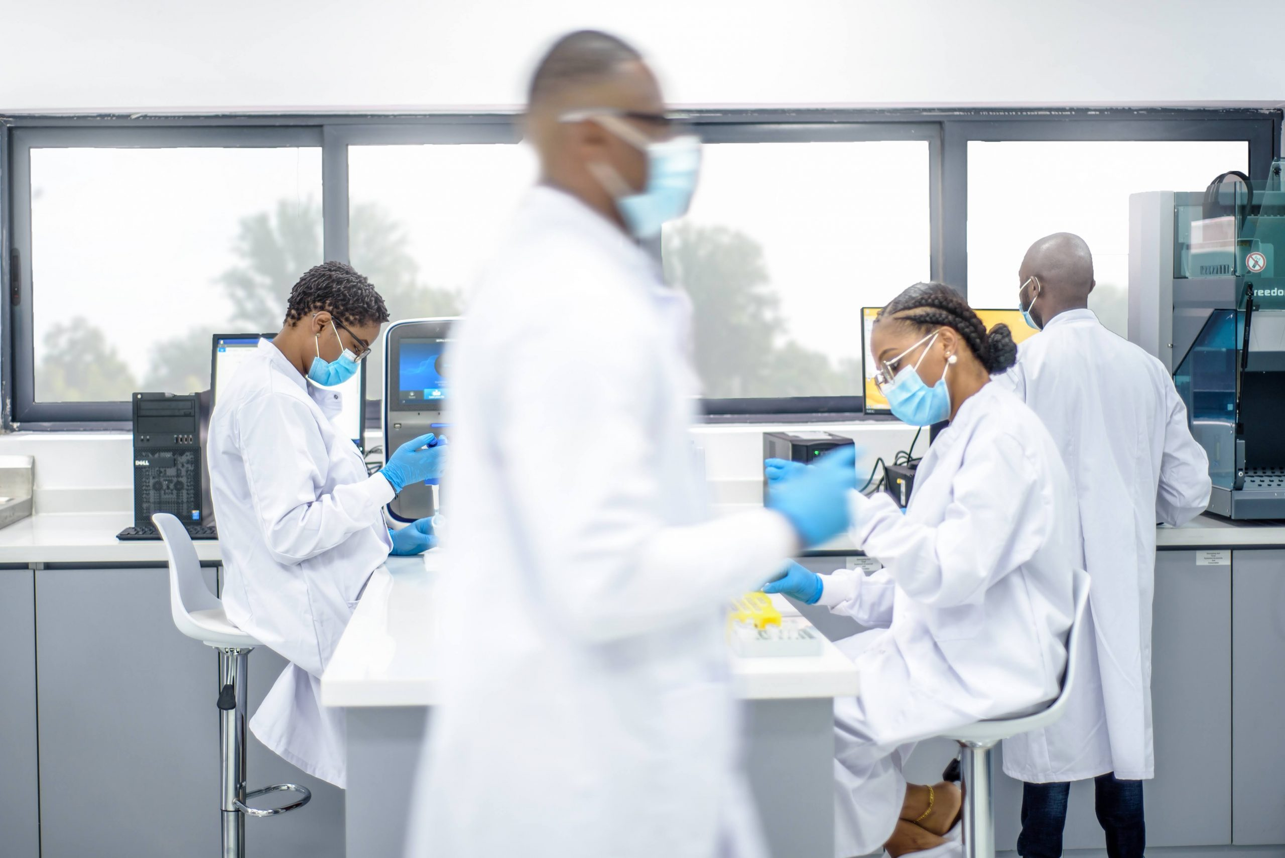 We have enlisted Paradigm4's Science-Ready Data Solution ForOur African Health Information Ecosystem